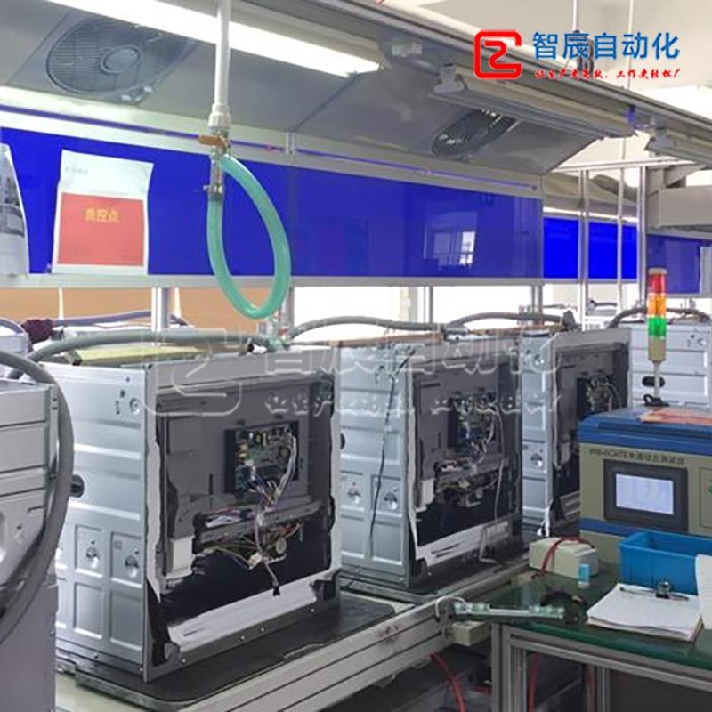 嵌入式洗碗机装配线
