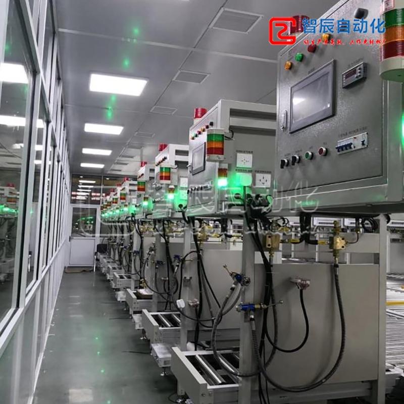 自动空调装配、测试生产线