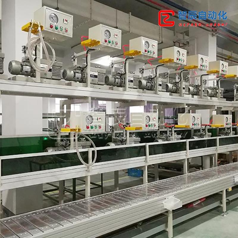 全自动空调装配、测试生产线