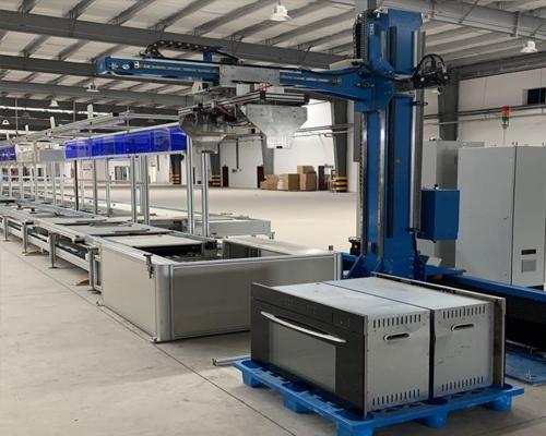 发动机总成装配线技术方案,自动装配生产线厂家的探讨