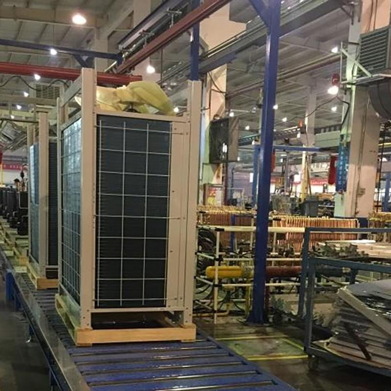 专业空调装配、测试生产线